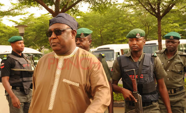 Nigerian Air Force : How I Helped Badeh Divert N558.2m Monthly – NAF Cashier Tells Court