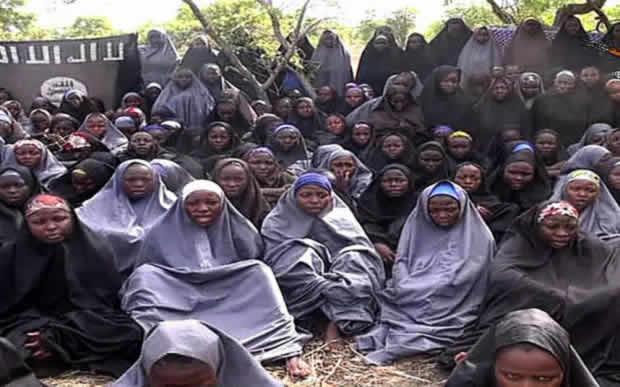 BREAKING: Chibok Girl Rescued By Civilian JTF In Sambisa