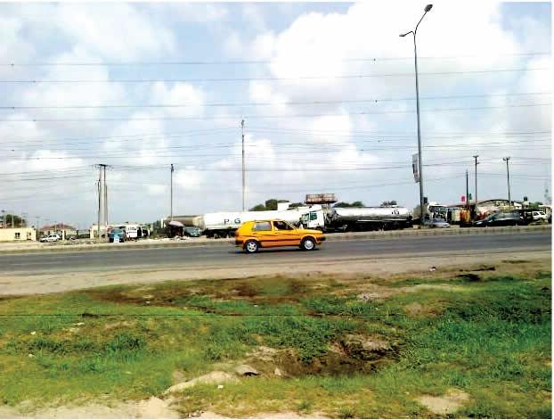 Old Ojo Road in Lagos1