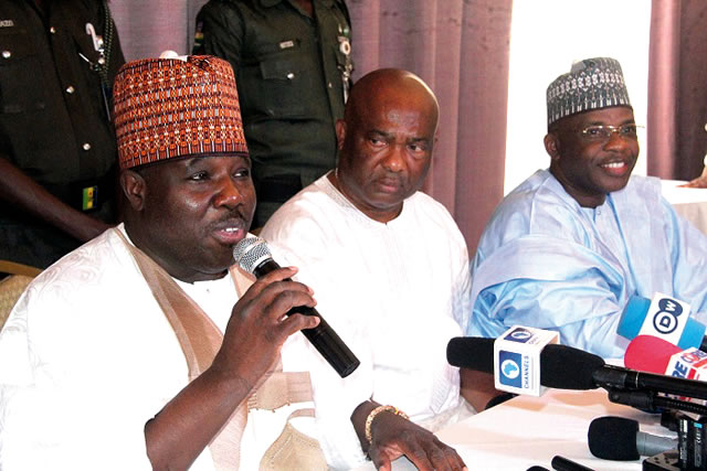 PDP convention drama: How governors' revolt, text messages wrecked Sheriff