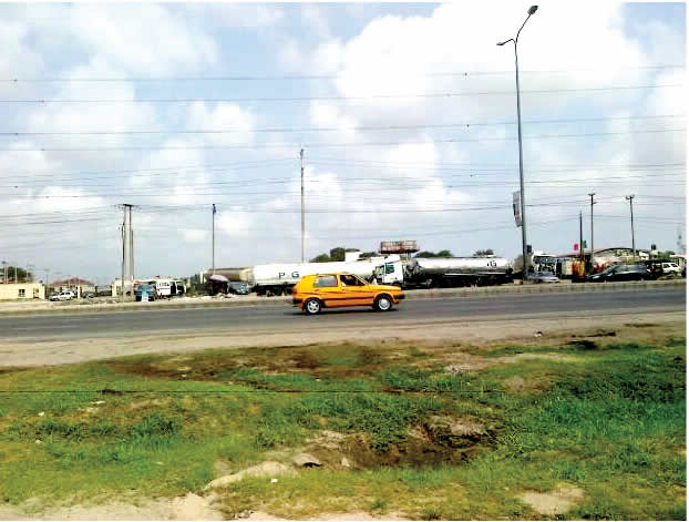 Old Ojo Road in Lagos1