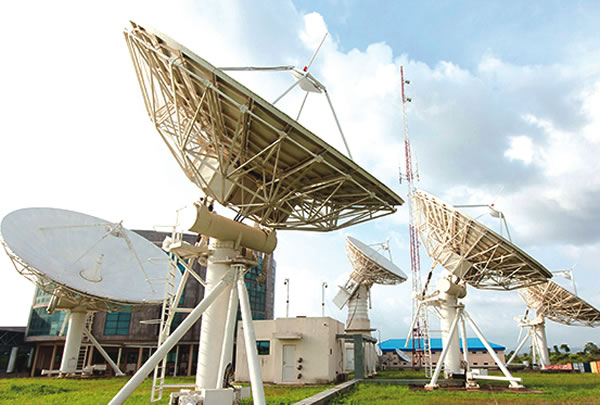 NIGCOMSAT facility