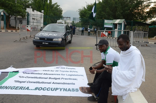 NASS protest7