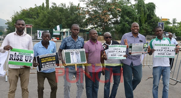 NASS protest1