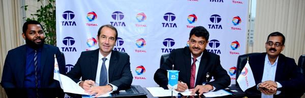 Total+Tata signature